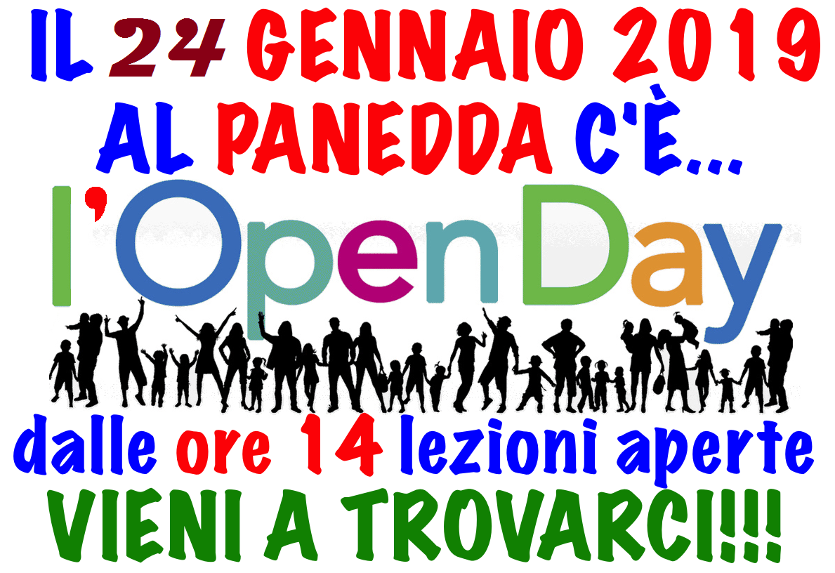open day 10.01.2019